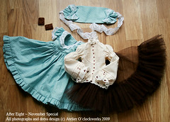 After Eight ~ 5 piece outfit, November special