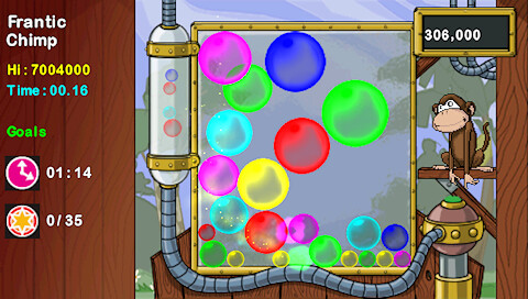 Bubble Trubble Screenshot 1