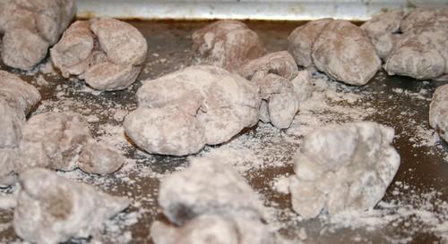 Breaded sweetbreads