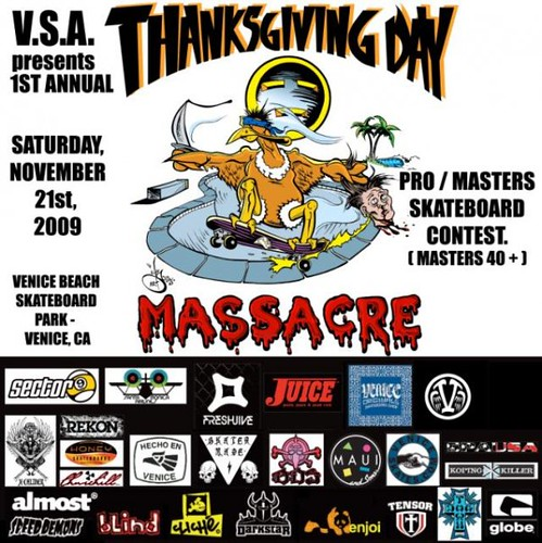 VSA Thanksgiving