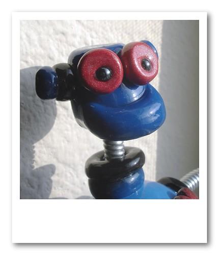 Robot Sculpture - Preview