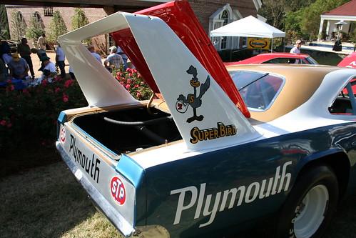Superbird Ramo Stott Stock Car NASCAR