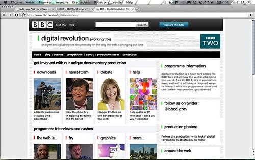 bbc digital revolution screenshot