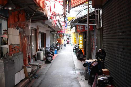 Street in Taipei
