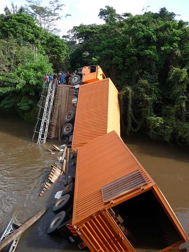 another bridge down