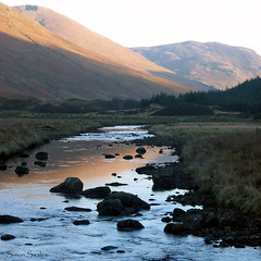 River Lairig, Trossachs, Stirlingshire