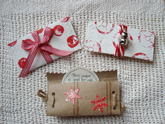 card coupon holders (mayalu) Tags: holiday recycled cardholders simplegifts tptube