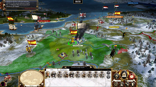 Empire: Total War Mulitplayer Beta