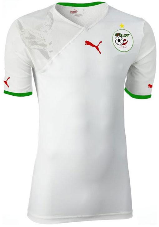 قميص المنتخب الجزائري وباقي الفرق 4179945630_f51979111