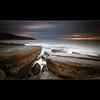 Breathing Ocean (Scott Howse) Tags: longexposure sunset sky cloud beach water wales coast rocks lee filters nd110 specialtouch dunravenbay 09h