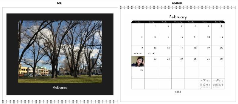 Snapfish Calendars