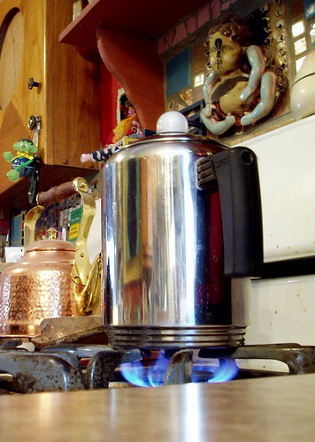 percolator... the only way to make coffee