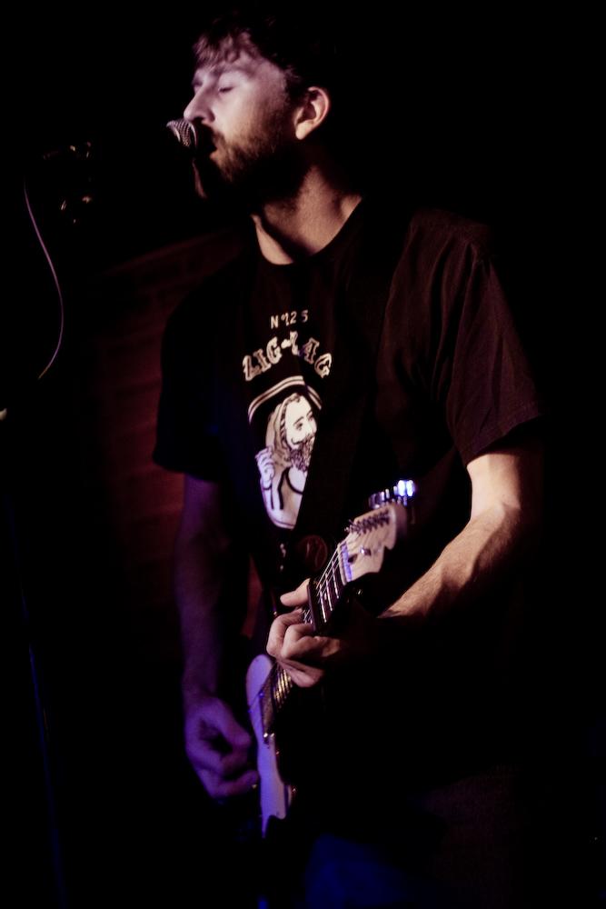 Chris Wollard & The Ship Thieves (Winston, Amsterdam 18-12-2009)
