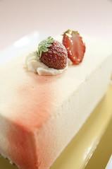 Blanc Fraise, Peltier, Shinjuku Takashimaya