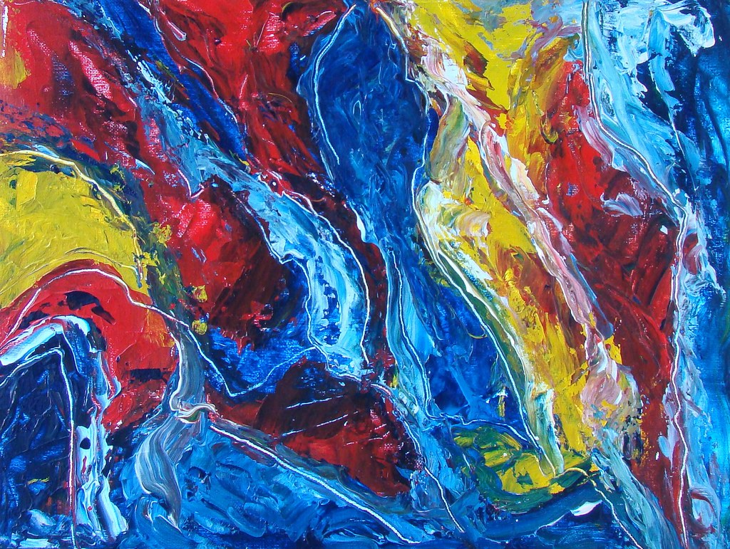 chris beacham paints: back to abstract.