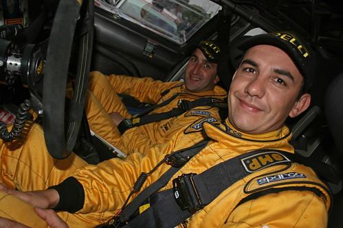 Meira Bañobre 1º Rallye da Terra Chá