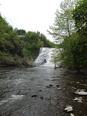 Ithaca's waterfall.