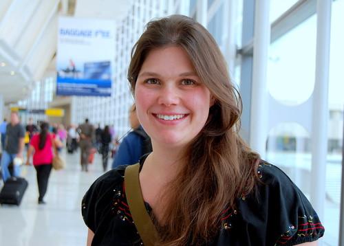 Sarah - New Profile Pic