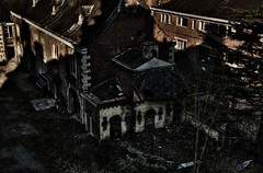 Chateau Rouge 10_Final (vgta99) Tags: castle dark belgique fear ghost atmosphere freak horror chteau hdr huy mystic fantme creap monstre urbex silenthill peur explorationurbaine