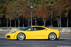 KB Rosso Corsa 09/2013 - Ferrari F430 (Deux-Chevrons.com) Tags: ferrari430 ferrarif430 ferrari 430 f430 voiture auto automobile automotive car coche cars paris france supercar sportcar gt prestige exotic exotics luxury luxe kbrossocorsa rossocorsa kb