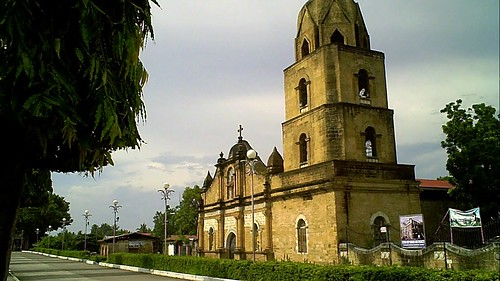 Guimbal Church Iloilo (Creative Vado HD Still Image)