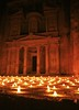 Treasure by night (_madmarx_) Tags: travel light music architecture night canon arquitectura rocks candle petra treasury siq jordan noite retocada jordania petrabynight candil nabatean tesouro canoneos450d platinumheartaward madmarx