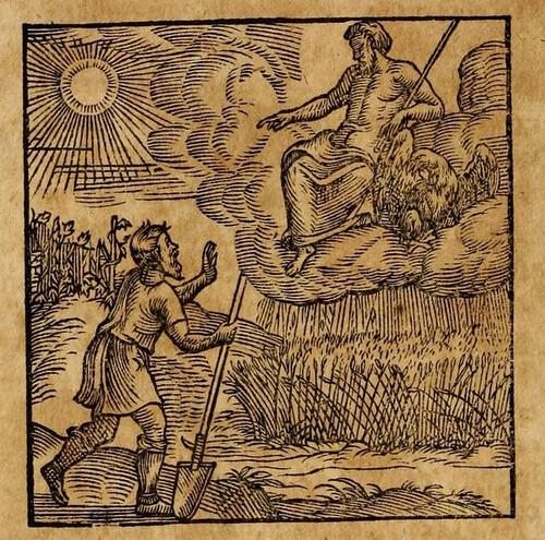 Rusticus et Iuppiter