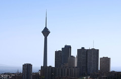 Tehran - Milad Tower (kaka.0098) Tags: tower tehran milad