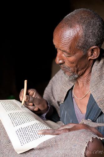 Kes Fente, Gelawdios, Amhara, Ethiopia, July 2009