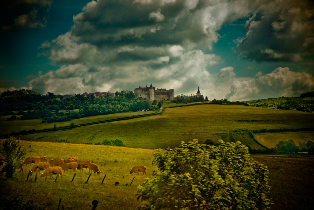 Château On A Hilltop