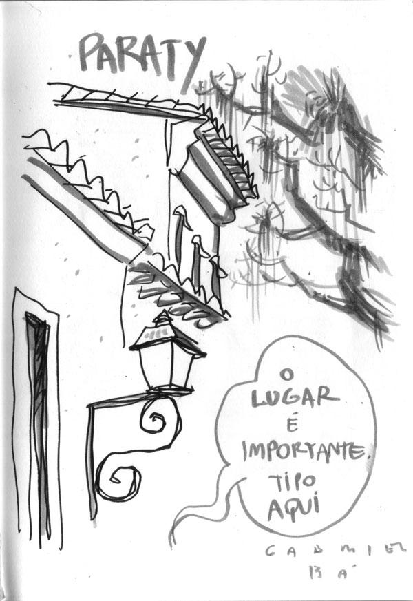 Paraty sketch 01