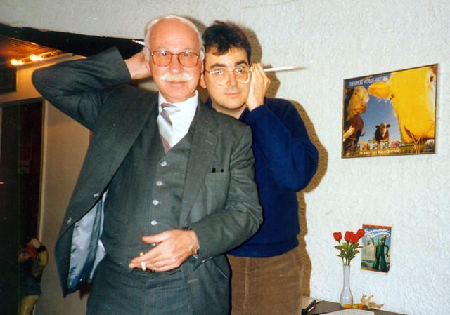 Len Fischman & Alan Goodman
