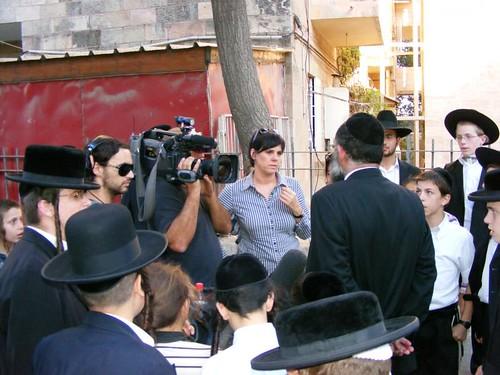 Meah Shearim Riots Israel