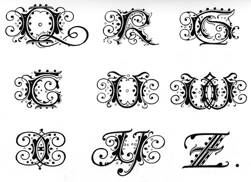 Ornamental Typography Revisited 010