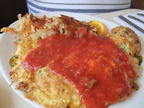 Mexican Omelet from Grill & Skillet (Bexley, OH)