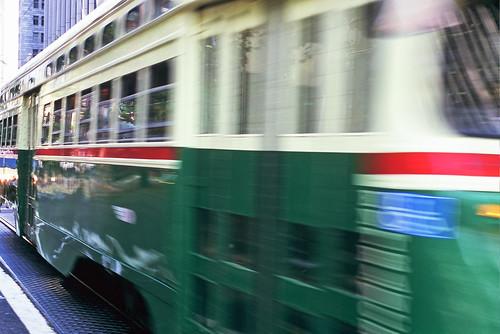 Streetcar Blur