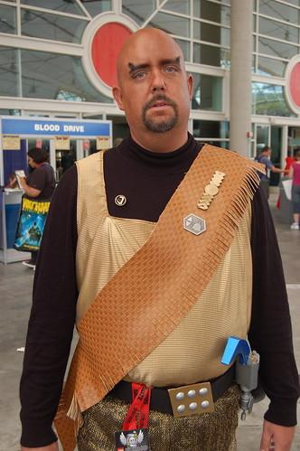 Comic Con 09: Klingon