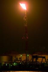 20090801-L6560097 (stranger_than_Tokyo) Tags: leica night factory scene dmr r9dmr summicronr180mm