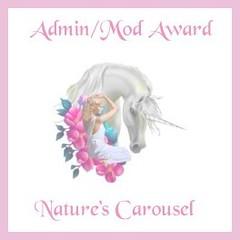 Admin Mod award