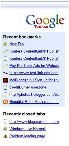 fire fox google toolbar internet explorer graphics