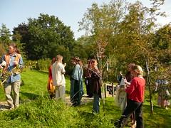 Chalice Well (ladyJake) Tags: glastonbury somerset westcountry isleofavalon chalicewellgardens worldpeaceday england08westcountrylondon