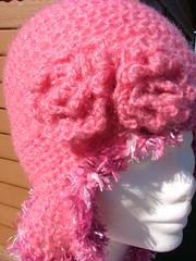 crochet hat (Pretty Treasures for gorgeous girls) Tags: handmade etsy accessory madeit helen21 dawanda