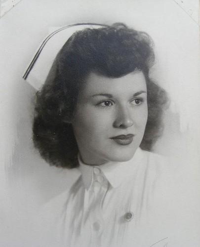 Resultado de imagen para nurse 1950