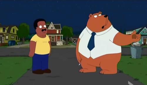 The Cleveland Show Urso