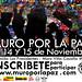 """Listado Inscritos para participar en """"Un Muro Por La Paz"""" hasta el día Viernes 28-Agosto-2009"""