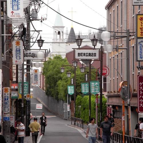 Kanamachi Suehiro Mall