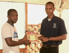 Book Winner @ FREE IT Career Seminar