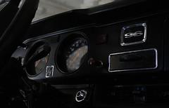 . (KailiKaili) Tags: old white detail dusty car forgotten saab 96