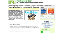 Make the most of your 140 characters | Think Like a User_1252159275154