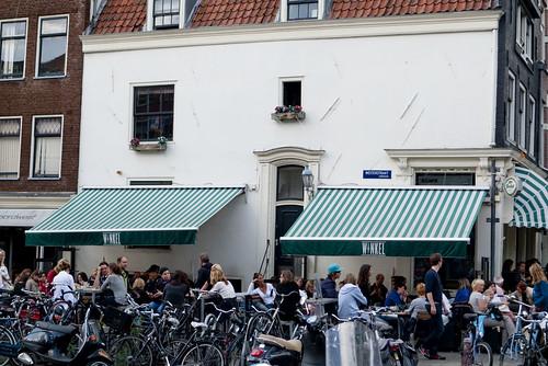 winkel exterior Amsterdam